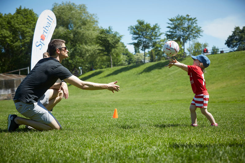 Parent and Child Programs at Sportball